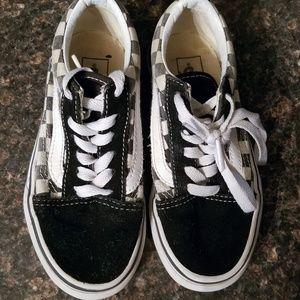 Van's old skool sneakers 13 kids